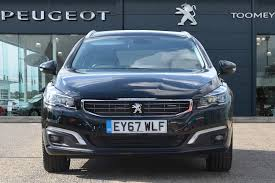 peugeot blue used 2017 peugeot 508 blue hdi s s sw gt line for sale in essex