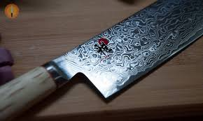 Japanese Folded Steel Kitchen Knives - choosing a gyuto the best japanese chef knives