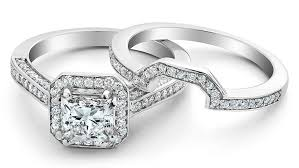 Sears Wedding Rings by Delightful Wedding Rings Princess Cut 11 Princess Cut Wedding