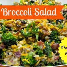 99 best brocoli ensaladas salads images on salads