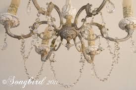 Brass Chandelier Makeover My Chandelier Makeover I Got It Done Songbird