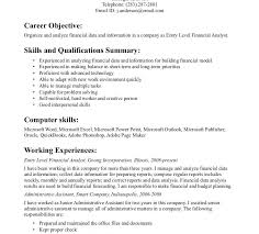 general objective for a resume generic resume samples general