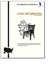 hemingway a clean well lighted place a clean well lighted place editable ap style passage test essay