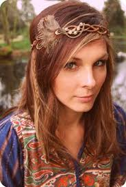 feather headbands put a feather on it diy gilded feather headband modcloth and