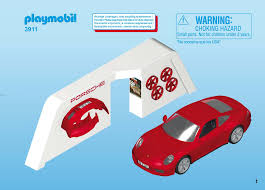 porsche playmobil handleiding playmobil 3911 porsche 911 carrera s pagina 6 van 12