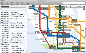 Myc Subway Map by Nyc Subway Map Planner My Blog