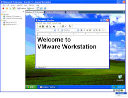 Vmware Fusion For Windows Overview Of The Vmware Workstation Window