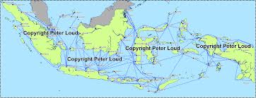 Bali Indonesia Map Maps Of Indonesia By Peter Loud