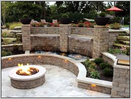 Patio Wall Lighting Patio Wall Ideas Home Design Inspiration Ideas And Pictures