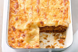 Meat Lasagna Recipe With Cottage Cheese by Cheesy Beef Lasagne