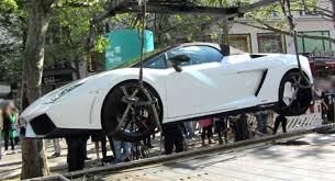is lamborghini a german car berlin profiling and seizing cars suspected of