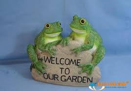 frog garden ornaments for the garden ornaments for sale uk