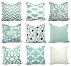 light blue accent pillows decorative pillows covers folou me