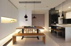 Modern Dining Set Design Home Design Ethereal Look Of Open Plan Home With Oomph Fertility