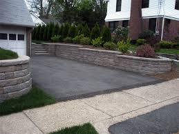 d ferraioli landscape design and maintenance inc walls u0026 steps
