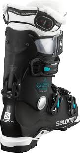womens quest boots on sale salomon quest access custom heat ski boots womens up to