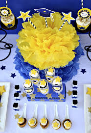 Minion Birthday Decorations Graduation Party Ideas U0026 Free Party Printables Diy Decoration