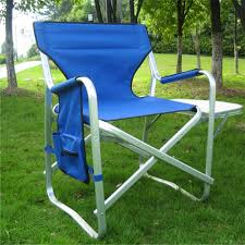 Quest Traveller Directors Chair And Side Table 100 Aluminium Folding Directors Chair With Side Table