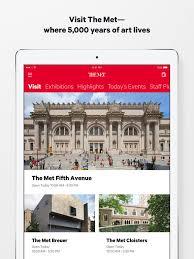 Met Museum Floor Plan by The Metropolitan Museum Of Art Nyc On The App Store