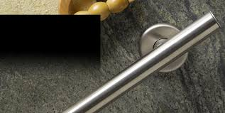 designer grab bars for bathrooms great grabz designer grab bars shower accessories