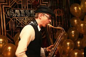 sydney great gatsby party musicians sydney jazz collective band