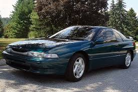 subaru svx for sale svx returning as bigger badder hybrid coupe