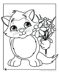 printable coloring pages kittens free printable pictures of kittens kitten coloring pages printable