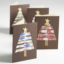 36 easy handmade christmas card ideas curbly