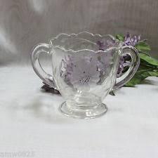 Hughes Cornflower Crystal Cordials Vintage Cornflower Glass Ebay