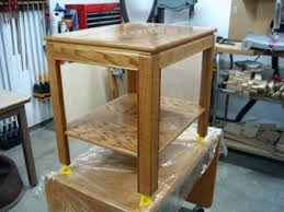 Oak End Tables Oak End Tables Woodworking Plans How To