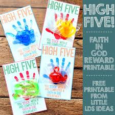 primary gift ideas archives little lds ideas