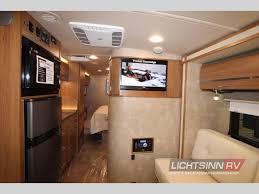new 2016 winnebago via 25q motor home class a diesel at 2016 winnebago via 25q main living area