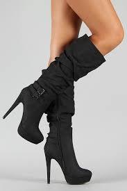 ugg australia s the knee gilly 45 slouchy buckle knee high boot ugg topsnow