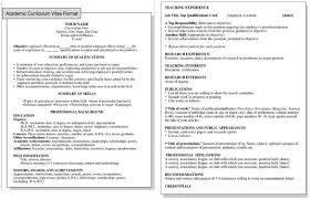Vitae Resume Template Academic Resume Template Health Symptoms And Cure Com