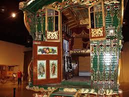 Vardo Interior The Baldwin Gypsy Caravan