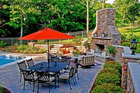 outdoor space outdoor living space with pool weiss earley landscape design