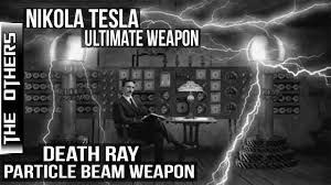 nikola tesla time machine ultimate weapon of nikola tesla particle beam weapon