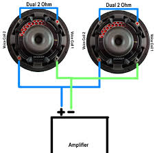 wiring subwoofers u0026 speakers to change ohm u0027s u2013 abtec audio lounge blog