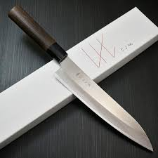 japanese steel kitchen knives japanese gihei hap40 powder high speed steel chef kitchen knife