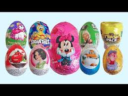 14 surprise eggs disney mickey mouse minnie mouse pixar cars