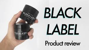 black label hair black label men s hair styling products review giveaway men s