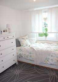our guest room ikea hemnes daybed and strandkrypa duvet cover