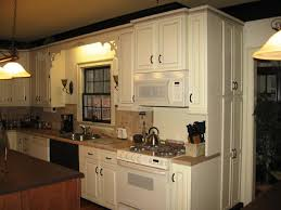 Diy Painting Kitchen Cabinets by Repainting Kitchen Cabinets That Have Already Been Painted