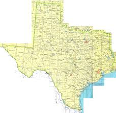 Map Of The United States In Color by Texas Outline Maps And Map Links