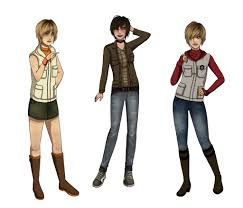 siam silent hill and silent hill series