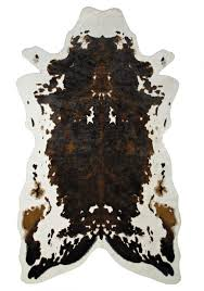 decor cow skin rug add luxe texture and effortless style to the