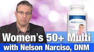 vitamins for hair over 50 progressive 50 women s multi with nelson narciso youtube
