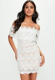 lace dresses short u0026 long sleeved lace dress missguided