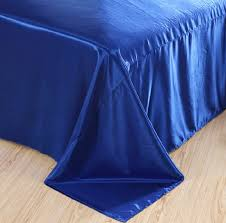 Electric Blue Duvet Cover Royal Blue Duvet Covers Bedding Set Silk Satin California King