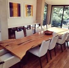 live edge dining room table diy live edge dining room table u2013 5